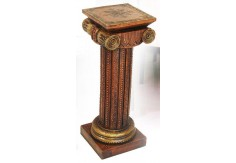 (TD-1) Decorative Vase Base / Stand (square top)