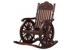RC-5 Rocking Chair, Royal Fine Carved
