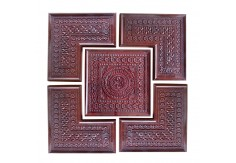 (TD-21) 5 pcs Decorative Screen Panel (square)