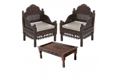 RA-4 3pcs Chair & table set