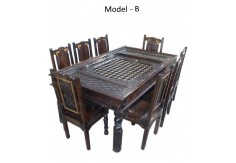 RA Dining Set Antique