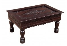 (RA-4) Classic Table (dark brown)