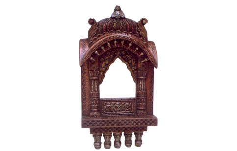 (TD-11) Decorative Wall Piece / Jharokha (1 window)