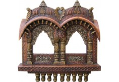 (TD-12) Decorative Wall Panel / Jharokha (2 windows)