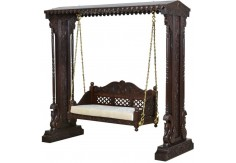(WA-3) Carved Swing HANSRAJ