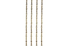 (BL-1) Brass Chain links (antique)