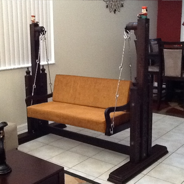 indian swings for living room